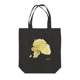 change/包帯娘 Tote bags
