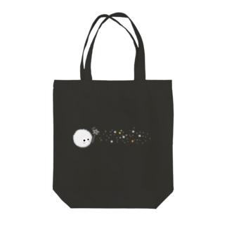 ケサパサの魔法 Tote bags