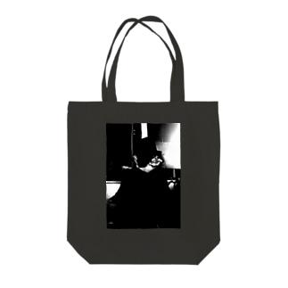 008むくみ Tote bags