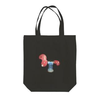 遊具〈ウマ?〉 Tote bags