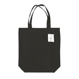 サッカーボールと少年(x) Tote bags