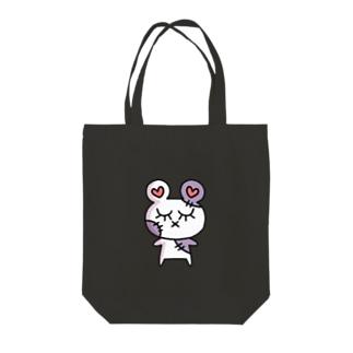ぞんピ アイテム Tote bags