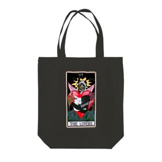 タロットシリーズLOVERS Tote bags