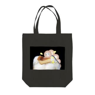 タンスちゃんのC1バージョン Tote bags
