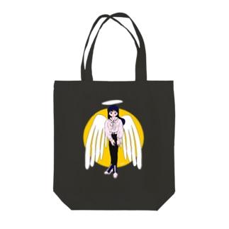 耽美くん Tote bags