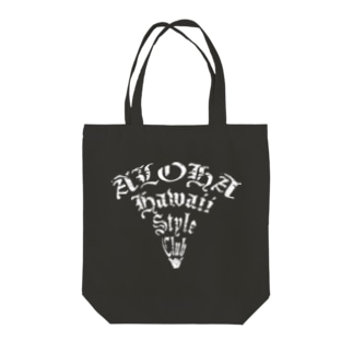 Aloha Popper Tote bags