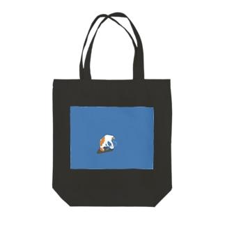 ちょいちょいしたい猫 Tote bags