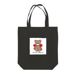 BELINDA BEAR Tote Bag