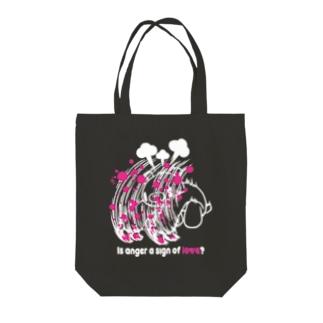 【各20点限定】いたずらぐまのグル〜ミ〜(#26/pink) Tote bags