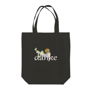 danke/hazukiOriginal.No.2 Tote bags