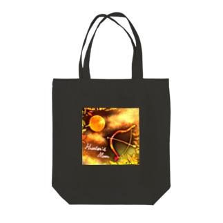 《Moonシリーズ》*Hunter's Moon* Tote bags