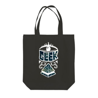 GEEK Tote bags