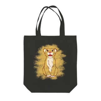 LION CUB Tote bags