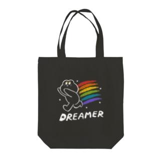 Dreamer  Tote bags