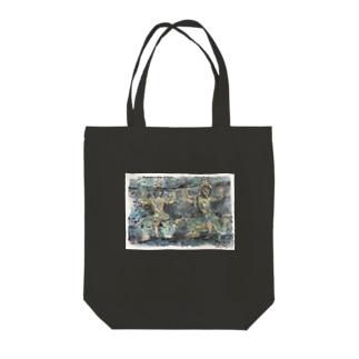 タイ石仏 Tote bags