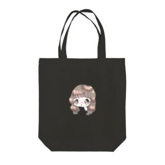 ぴえんトートバッグ Tote bags