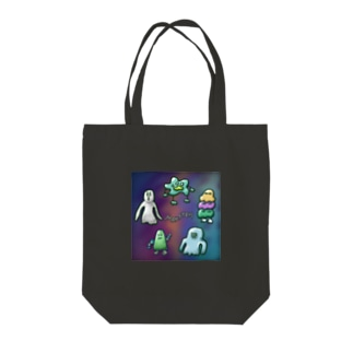 🎮Monsters 公式グッズ👽 Tote bags