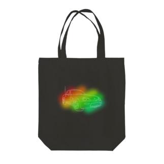 eMu*りおのかぷちーの Tote bags