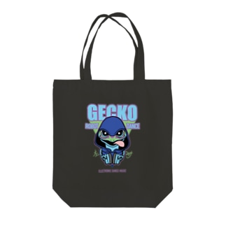 GECKO トートバッグ Tote bags
