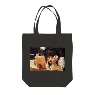 耽美まなこち Tote bags