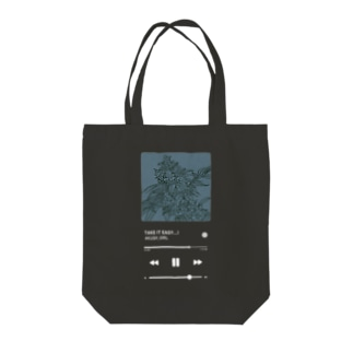#KUSH Tote bags