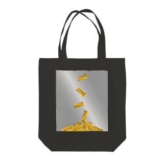 バレットレイン【薬莢】 Tote bags