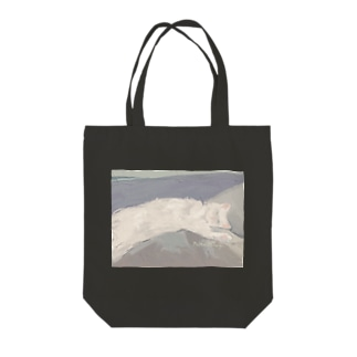 ねこち Tote bags