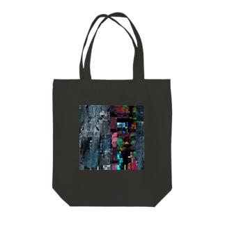 nice_glitch Tote Bag