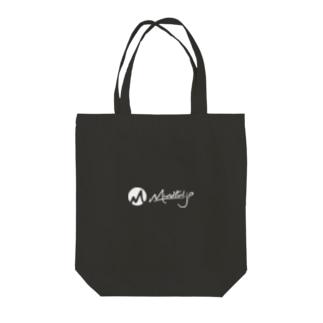 MMindful.jpロゴ(W) Tote Bag