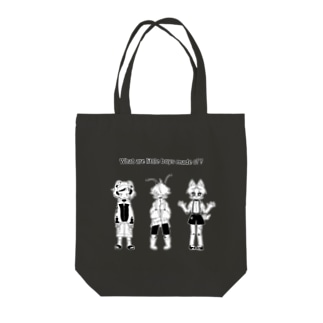 What are little boys made of ? Tote Bag