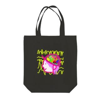 てんかん•パープルデー3月26日100分の1偶然 Tote bags