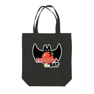 TOMATO&BAT Tote bags