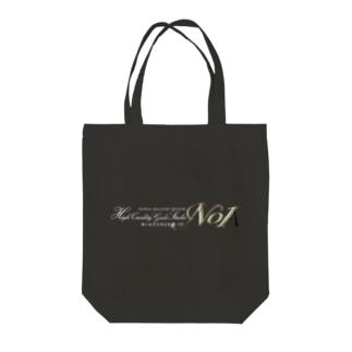 ノア Tote bags