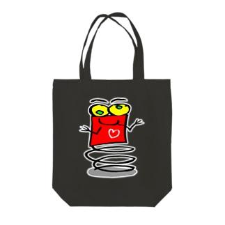 ボインジー「Boingy」 Tote bags