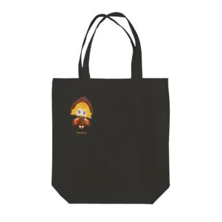 ゔぁんぱいあ Tote bags