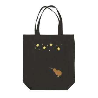 星とキーウィ Tote Bag