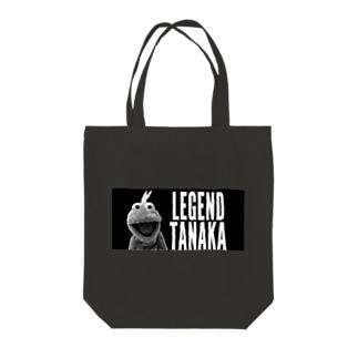 LEGEND TANAKA Tote bags