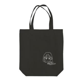 佐藤摩弥デザイントートW Tote bags