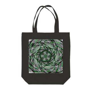 Zentangle-part3 Tote bags