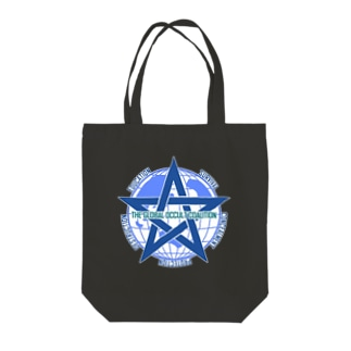 GOCロゴグッズ-文字入りシンプル[SCP Foundation] Tote bags