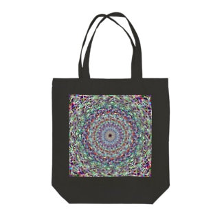 zentangle-part6 Tote bags