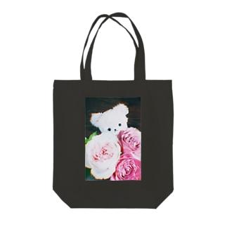 ローズちゃんROSE Tote bags