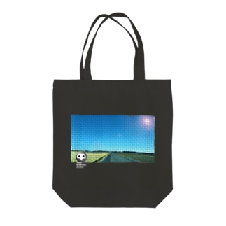 JUICY STUDIO. - SKY Tote bags