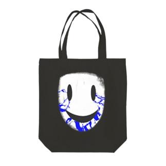 飽和 Tote bags