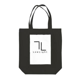 lowlight 2 Tote bags