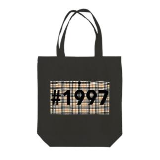 #1997 Tote bags