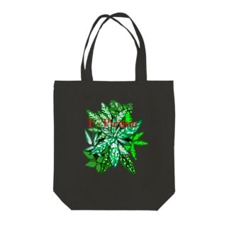 I♡Pictum Tote bags