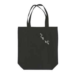 トッケー W Tote bags
