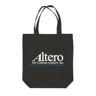 Altero Custom Guitars Tote bags