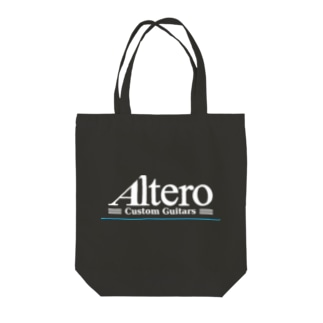 Altero Custom Guitars Tote bags
